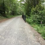 The Eastside Rail Corridor Trail and the East Lake Sammamish Trail have small-grained firmly packed gravel that is suitable for standard road bike tires.